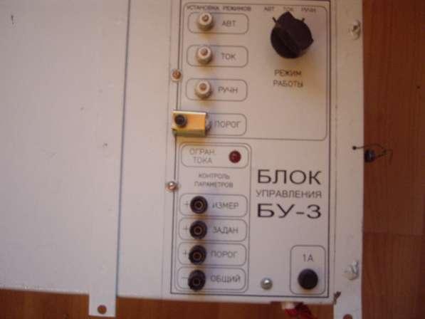 Блок управления БУ-3 для локомотива
