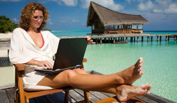 Работа консультантом на дому через интернет!