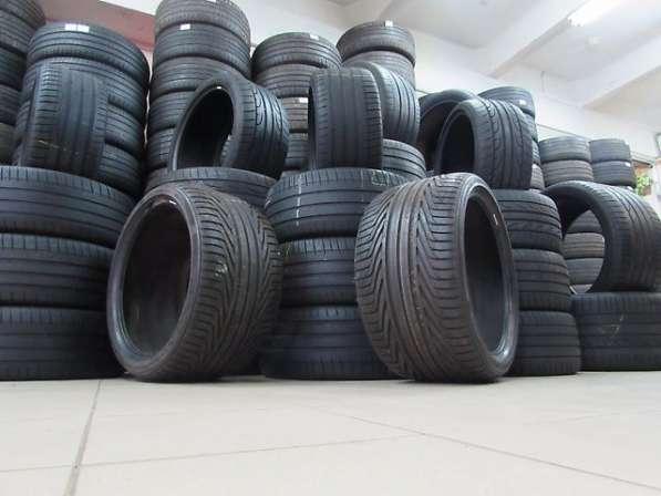 Легковые, грузовые б/у шины ОПТОМ из Германии в фото 7