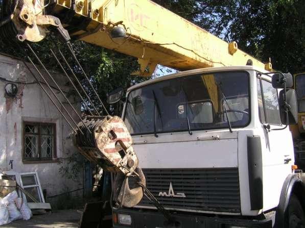 Продам автокран 32 тонны