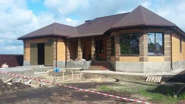 Строительство домов коттеджей, дач под ключ в Воронеже фото 7