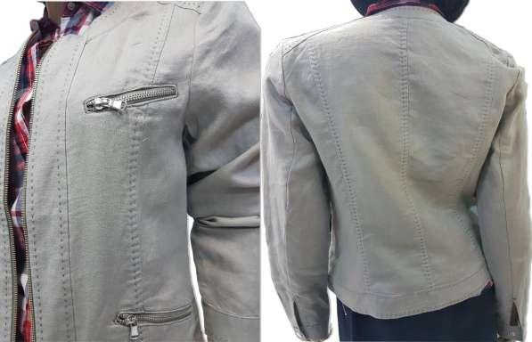 Льняная курточка от Немецкого бренда Steilmann
