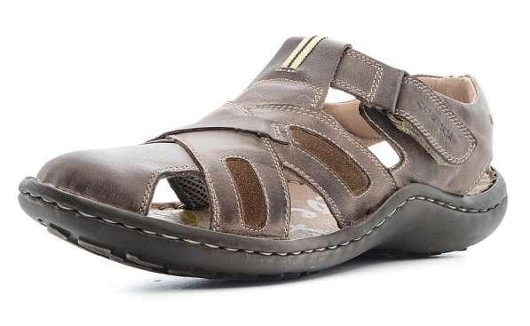 Новые сандалии Goergo натуральная кожа 46 размер