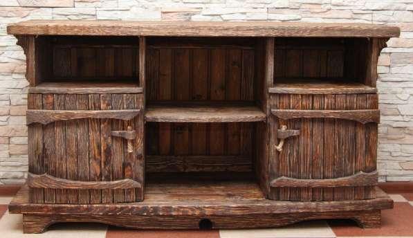 Браширование, текстурирование (старение) древесины в Воронеже фото 3