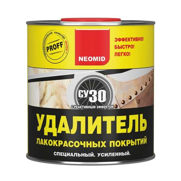 Удалитель лакокрасочных покрытий NEOMID (смывка ЛКМ)