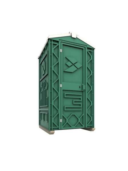 Новая туалетная кабина Ecostyle - экономьте деньги! Афины в фото 5