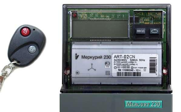 Меркурий 230 арт 03 cn с пультом