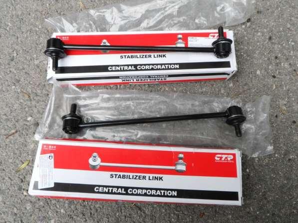 Стойка переднего стабилизатора FORD FOCUS 2 лев/прав CTR