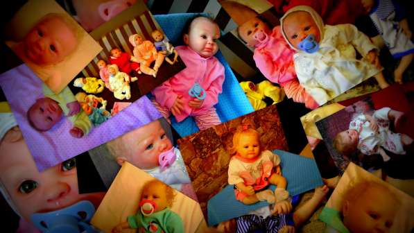 Куклы дети Куклы реборн