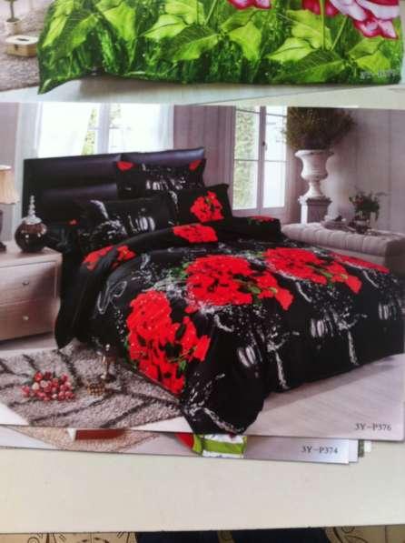 Постельное белье, подушки, одеяло