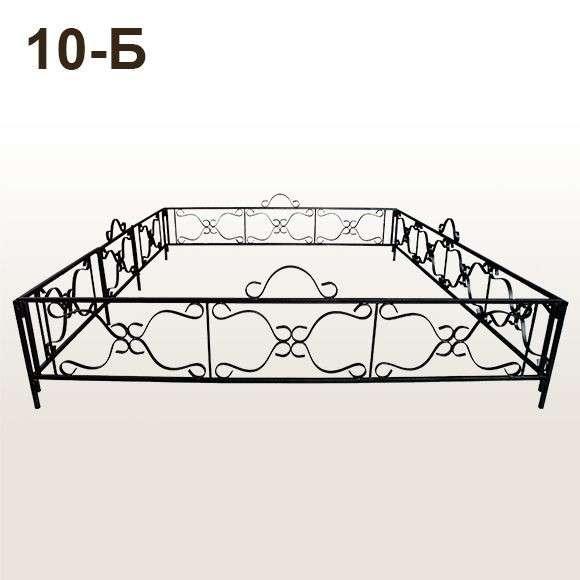 Изготовление оградки на могилу