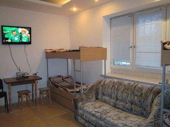Поселись в общежитие-отель за 7 минут и экономь 100грн/сутки
