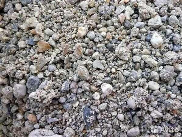 Гравийно-песчаная смесь, ГПС, ПГС