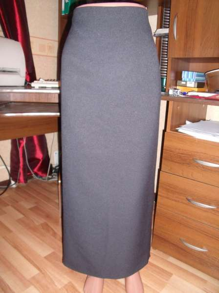 Ультрамодная юбка в пол р.42-44 kyrako Германия