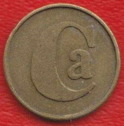 Жетон Ca