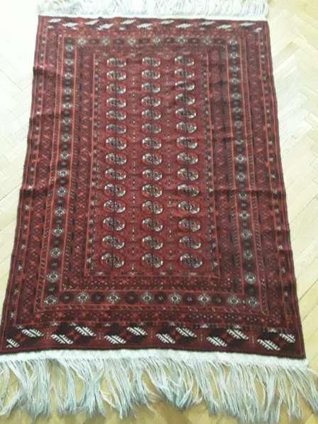 Туркменский, текинский ковер ручной работы