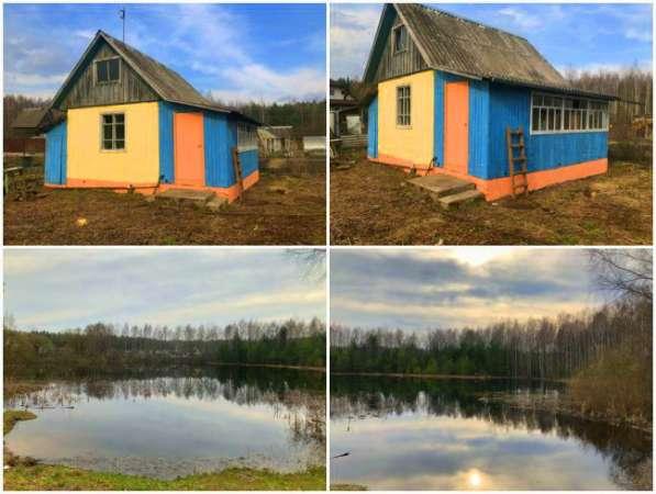 Продается дача в Дзержинском районе 35 км от Минска