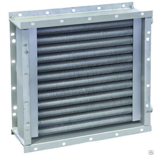 Воздухонагреватели и воздухоохладители по низким ценам