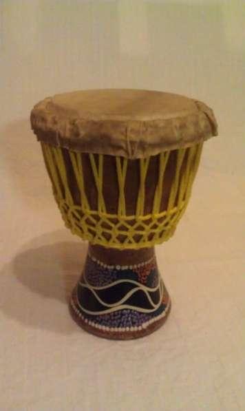 Малый барабан джембе 12х8