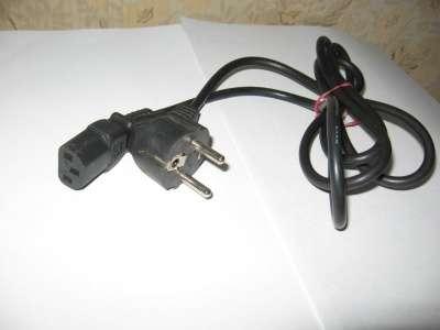 Компьютерный силовой кабель