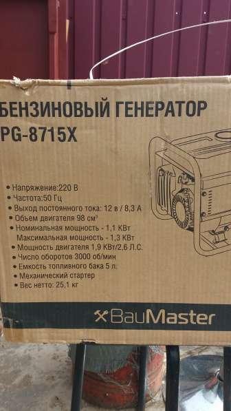 Бензогенератор в Дмитрове фото 3