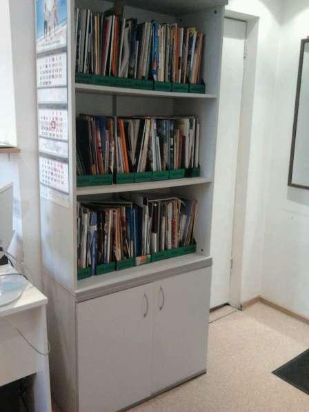 Продаем офисный шкаф, в отличном состоянии! Цвет серый