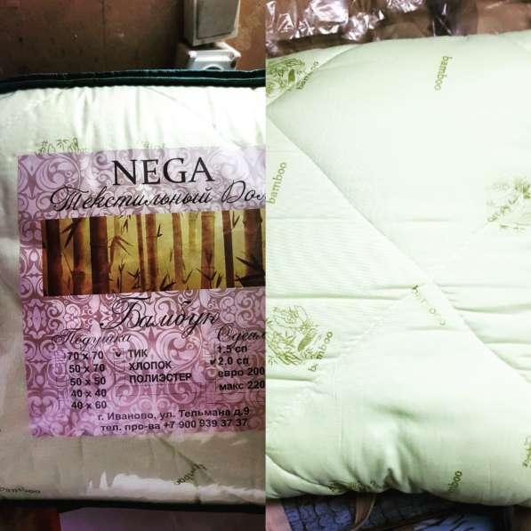 Продам подушки и одеяла в Иванове фото 11