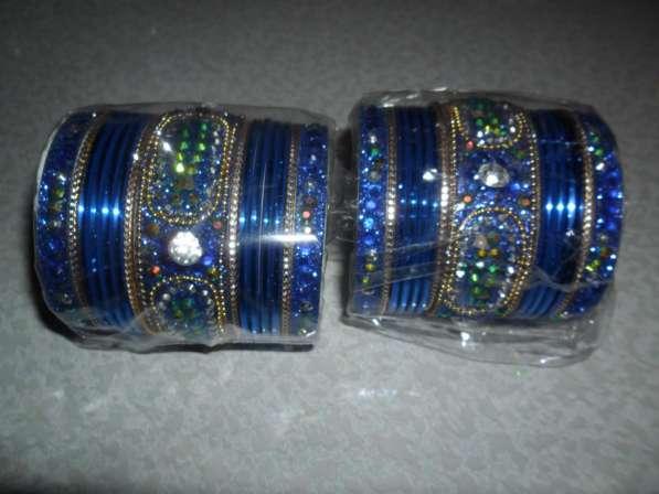 Индийские браслеты, цвета в ассортименте