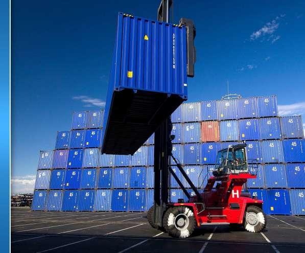 Поставка обладнання з Німеччини - BALTECH Express Logistics