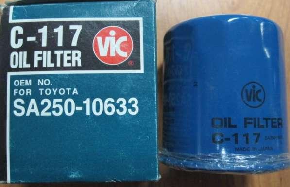 Фильтр масляный C-117 VIC