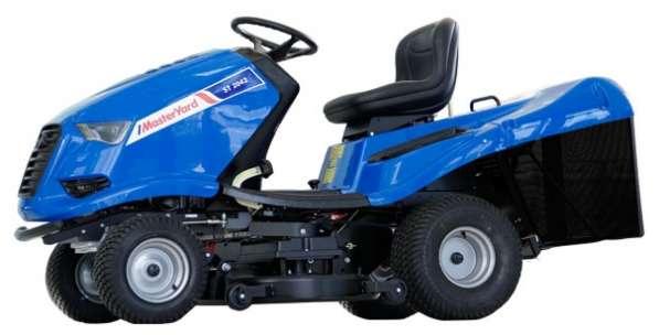 Садовый трактор