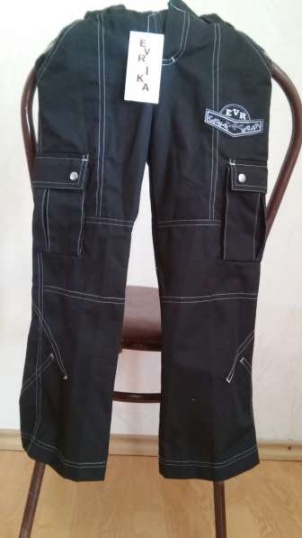 Продам летние брюки на мальчика 5 - 6 лет