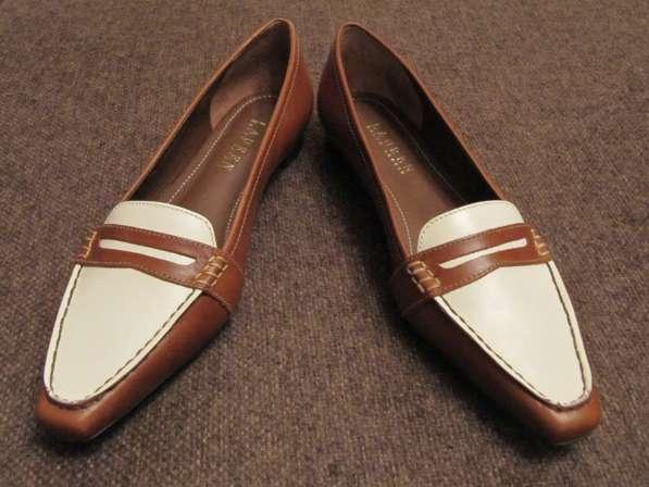 Туфли кожаные Ralph Lauren Vintage (Бразилия) в Москве фото 6