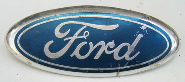 Значок Форд крышки багажника Форд Фьюжн