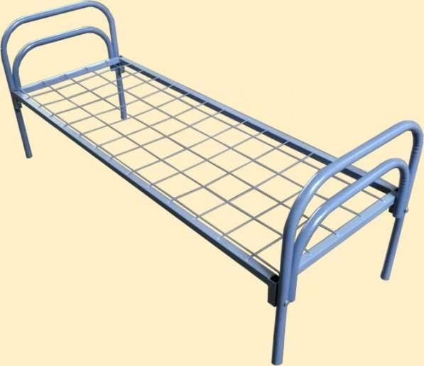 Металлические кровати для лагерей, рабочих, хостелов в Уфе фото 11