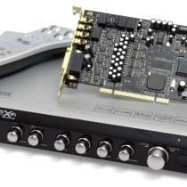 Creative Sound Blaster X-Fi elite pro, в Томске