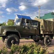 Автомобиль Газ Егерь 2 с двухрядной кабиной короткий Хаки, в Сургуте