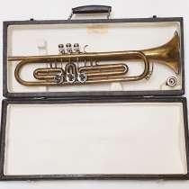Труба. Музыкальный духовой инструмент СССР.Выбрать в подарок, в Москве