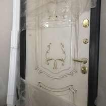 Дверь металическая входная, в Ростове-на-Дону