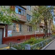 Продается квартира-студия Москва улица Новощукинская 1, в Москве