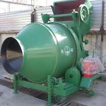 Бетономешалка стационарная на 350 литров новая на стоянке, в Благовещенске
