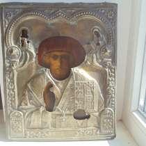 1 Старинная, веками намоленная икона Николай Угодник, в Новороссийске