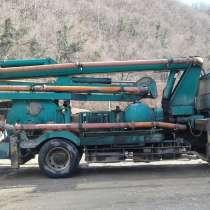 Автобетононасос Isuzu V260 Kyokuto. Роторный. 21м, в Краснодаре