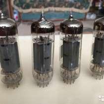 Лампы 6н9с, ECC-82,12ах7,ECC-83, EL-84 -Telam, E-84-Rossia, в Саратове