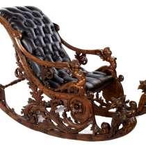 Кресла качалки, кресла ручной работы, в Москве