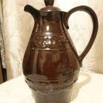 Продам очень симпатичный фаянсовый чайник - кувшин, в Ижевске