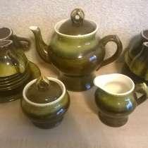 Набор чайный/кофейный из керамики (22 предмета) на 6 персон, в г.Минск