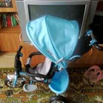 Новый детский трехколесный велосипед Grand Toys GT7890 L, в Тутаево