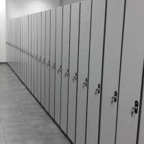 Шкафчики локеры для отелей, для гостиниц шкафы для бассейна, в Москве