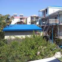 Отдых в Крыму на море с удобствами в гостевом доме Гута, в Саках